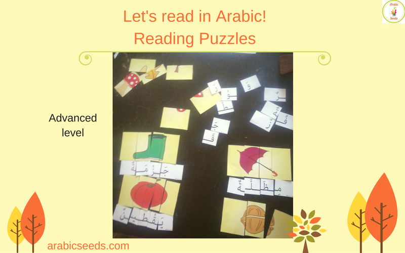 read-in-arabic-reading-puzzles-printables-letters-alphabet-autumn-arabic-for-kids-beginners-arabic-seeds